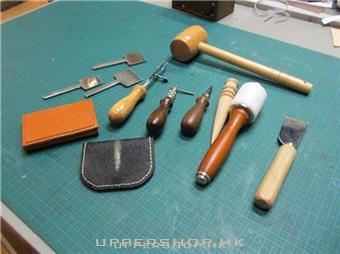 聖誕及生日禮物手工DIY皮革製作班