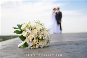樓上舖婚紗店營銷多元化_尖沙咀金巴利道街婚紗婚慶公司
