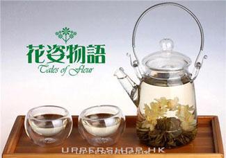 【樓上舖尋寶】養生健康茶飲:天然有機工藝花茶