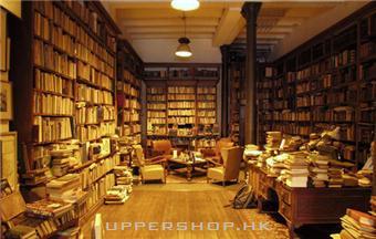 香港樓上書店你知幾多
