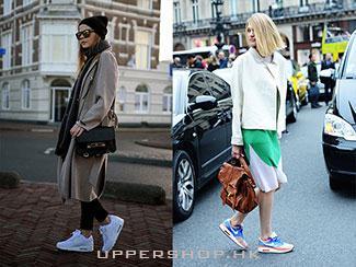 「百變造型」最經典的女款波鞋3品牌