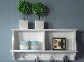 「居家儲物秘笈」利用牆壁空間收納家品