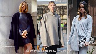 「百變造型」修煉羊毛衫時髦搭配秘笈!