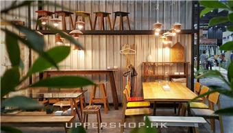 EMOH 全新上環家居概念店以實木傢俬展示北歐風格