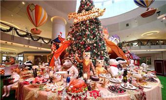 香港各大商場聖誕主題活動,陪你一起過聖誕