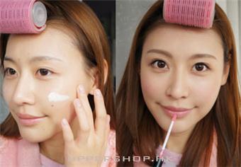 日常淡妝的化妝教程 初學者學化妝入門篇