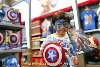 投入神盾局「Marvel 夏日超級英雄」強勢登陸香港迪士尼