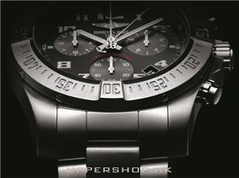 BREITLING 全新太空計時進化B60腕錶