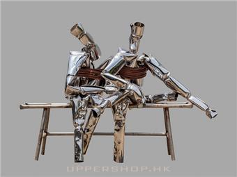 [中環站] 《重聚》雕塑展