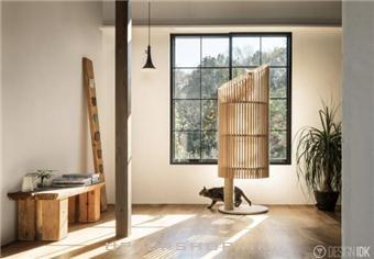 將貓家具融入室內設計 NEKO 貓咪樹