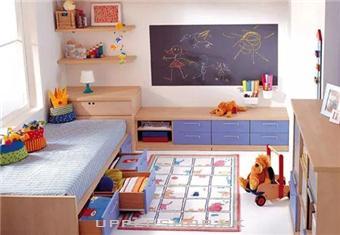 適齡兒童房設計,願每個孩子被溫柔以待!