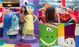 Pixar水花大街派對 登陸太古城!與阿愁、巴斯、胡迪瘋狂影相
