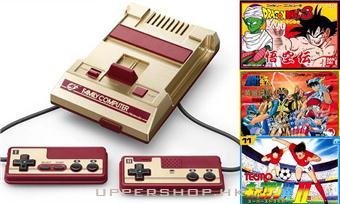 任天堂Jump50週年紀念版迷你紅白機 玩齊20款經典遊戲
