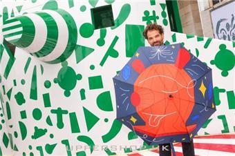 海港城 x Jaime Hayon 限量版雨傘換領 為香港血癌基金籌款