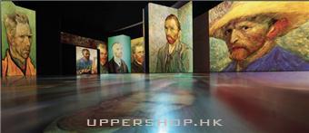 周末梵高體驗展覽登陸九龍灣 3,000幅名畫幻變迷人展示