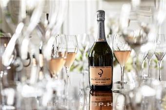 BILLECART-SALMON Brut Rosé 桃紅香檳  餽贈摯愛親朋之選 共慶中秋人月兩團圓