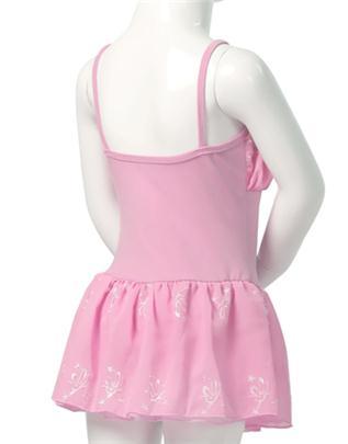 芭蕾舞短裙 粉紅
