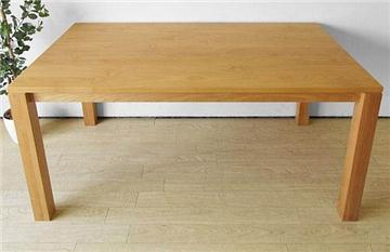 日式橡木實木餐枱
