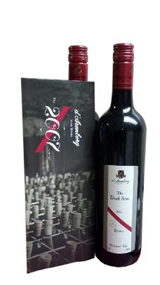D'Arenberg~ The Dead Arm Shiraz 2007