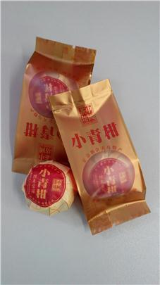 小青柑普茶