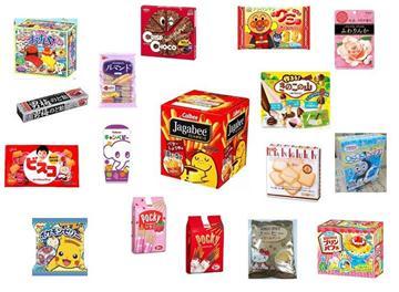 專營日本零食批發、糖果批發