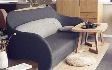 RECESS SOFA BED