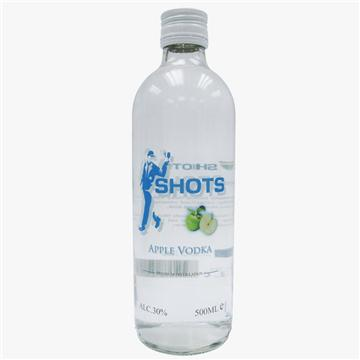 I-Shots - Apple Vodka (500ml)