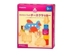 和光堂 9個月起嬰兒交通餅(補充鐵鈣)25g x 2包