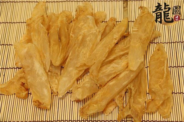 龍圖行-正宗巴西黃花魚肚50-60頭花膠