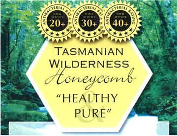 Honeycomb-塔斯馬尼亞野生蜂巢蜜 30+