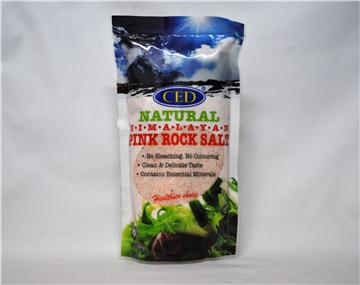喜馬拉雅山天然食用晶岩鹽 500g