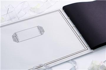 結婚相冊 / 婚禮簽名冊 簡易手縫本工作坊