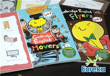 Cambridge English: Starters, Movers, Flyers, KET, PET 劍橋英語