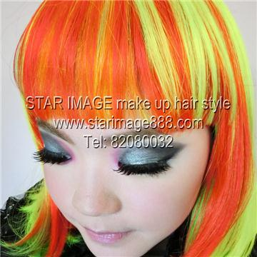 【香港化妝課程】Tel: 82080032,基礎化妝課程,化妝師課程,新娘化妝課程,高清噴搶化妝課程