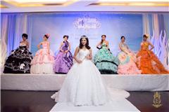 免費升級挑選水晶婚紗系列一套價值$3880