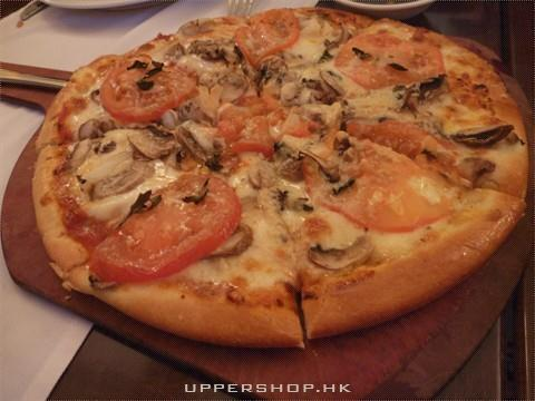 蔬菜Pizza