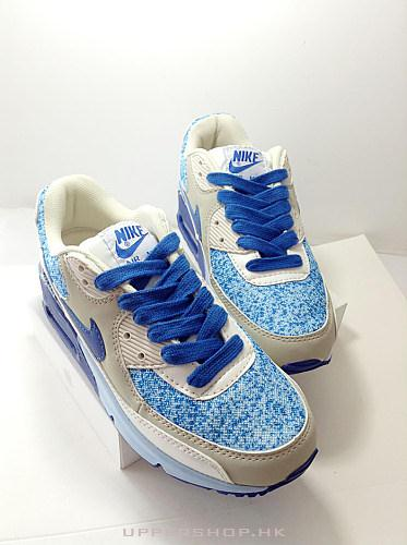 藍色運動鞋