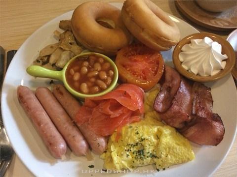 華英式全日早餐