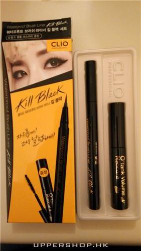 Clio kill black眼線液