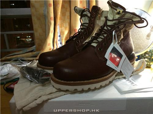 7-HOLE '73-FOLK 靴子