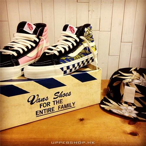 潮流帆布鞋