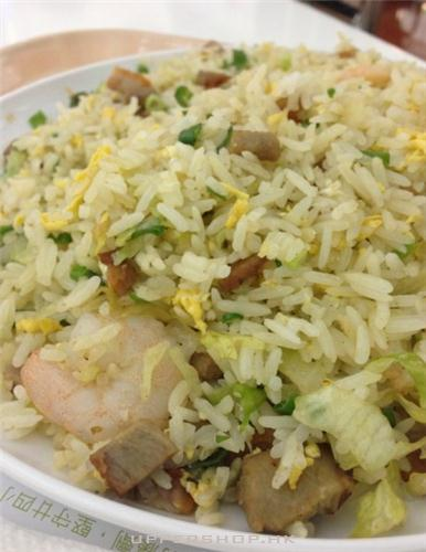 海鮮蛋炒飯