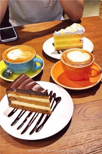 OVOCAFE咖啡館環境真不錯!