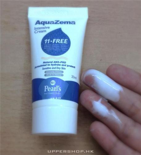 Pearl's AquaZema Intensive Cream