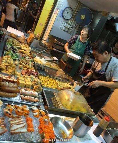 地道的香港小吃