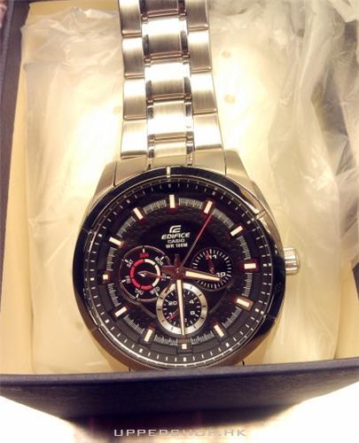 卡西歐EDIFICE電子手錶