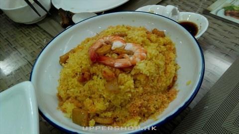 澳門咖喱蝦美食