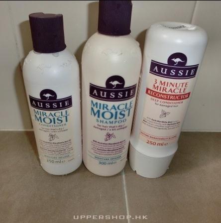 AUSSIE MIRACLE MOIST洗髮水