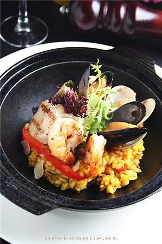 美味西班牙海鮮飯