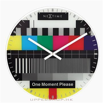 呢款電視屏掛牆鐘,好有創意啦!